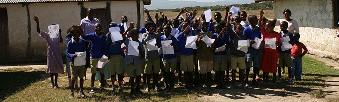 Mbogo School penpals
