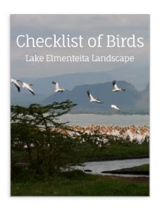 Checklist of Birds
